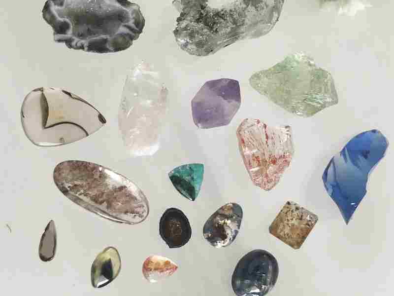 様々な天然石